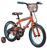 Pacific Cycle Vortax Kids Bike, 16-Inch Wheels, Orange