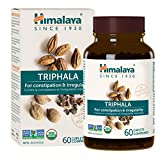 Himalaya, Triphala, 60 Caplets colon cleanse detoxes May, 2021