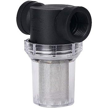 OUNONA - Filtro limpiador de tuberías de agua para el hogar, purificador de agua: Amazon.es: Hogar