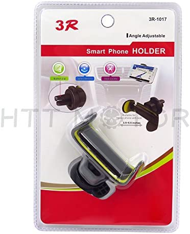 HTTMT 3R1017 360 Universal Car Air Vent Mount Holder Stand Compatible with Cell Phone iPhone product image