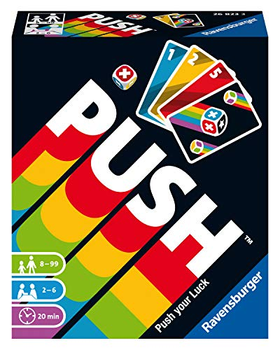 Ravensburger Kartenspiele 26828 - PUSH