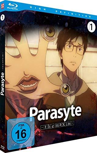 Parasyte - The maxim 01