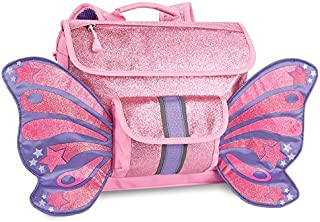 Bixbee Kids Backpack, Sparkalicious Pink Butterflyer
