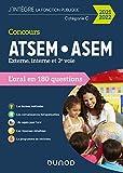 Concours ATSEM/ASEM 2021/2022 - L'oral en 180 questions - L'oral en 180 questions (2021-2022)