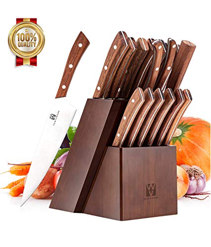 Vestaware knife set