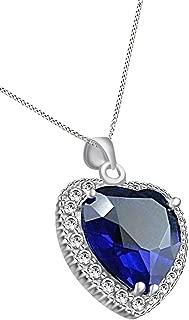 Best titanic heart necklace Reviews