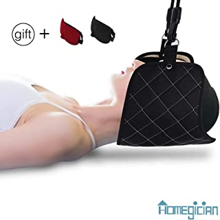 Head Hammock for Neck Pain Relief - Cervical Neck Traction Device - Neck Stretcher