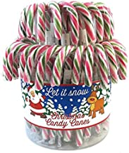 Colgante Candy Cane Christmas 30pcs Dulces Muletas Decoraci/ón del /árbol de Navidad Colgantes Adornos Colgantes