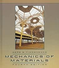 Mechanics of Materials 4th edition by Gere, James M., Timoshenko, Stephen P. (1997) Hardcover