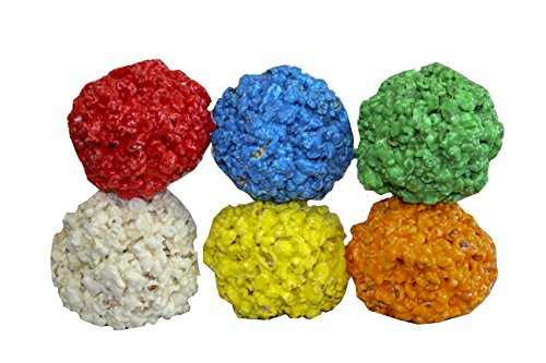 Find Discount 12 Pack 3 oz. Marshmallow Popcorn Balls!