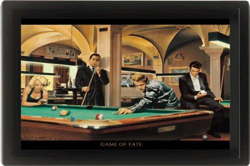empireposter - Consani, Chris - Game Of Fate - Größe (cm), ca. 20x25 - 3D Poster A4, NEU - Beschreibung: - Die 3D Poster sind in einem hochwertigen Kunststoff-Profilrahmen gerahmt, mit Aufhänger auf der Rückseite und somit fertig zum Aufhängen. -
