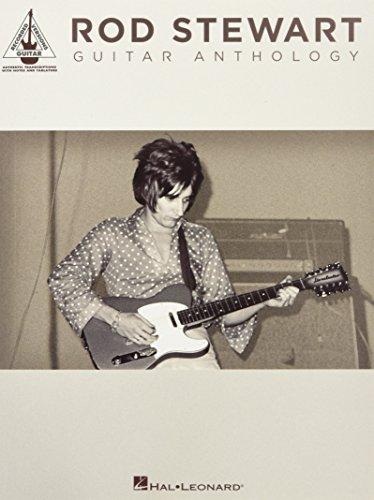 Rod Stewart Guitar Anthology