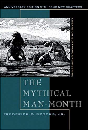 [0201835959] [9780201835953] The Mythical Man-Month: Essays on Software Engineering, Anniversary Edition (2nd Edition)-Paperback