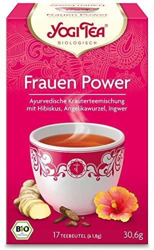 Yogi Tea: Yogi Tea Frauen Power (30,6 g)