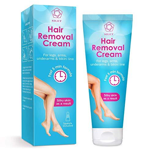 Hair Removal Cream Gel Painless Dep…