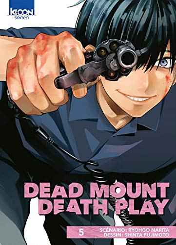 Dead Mount Death Play Edition simple Tome 5
