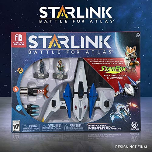 Ubisoft Starlink: Battle for Atlas Starter Pack videogioco Nintendo Switch Confezione Starter Inglese