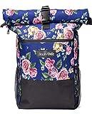 TerraUno Rolltop Rucksack Herren & Damen I Daypack mit Laptopfach I 20 L bis 30 L I Idealer...