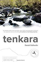 Tenkara USA's tenkara- the book by Daniel Galhardo