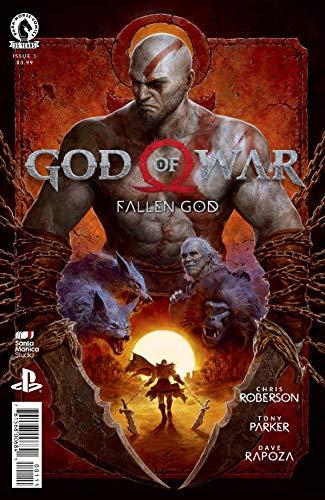 God of War: Fallen God #1 (English Edition)