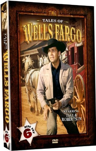 Tales of Wells Fargo - Starring Dale Robertson - 6 DVD SET! by Shout! Factory / Timeless Media