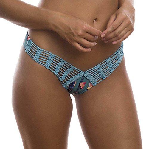 Despi Native Hammock Bikini Bottom - Brazilian Cut, L