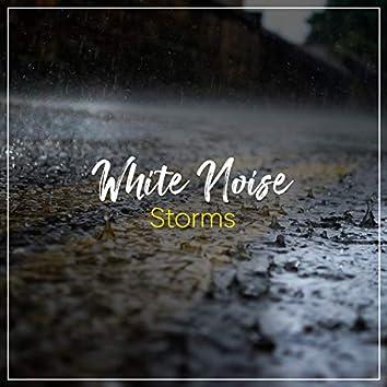 # White Noise Storms