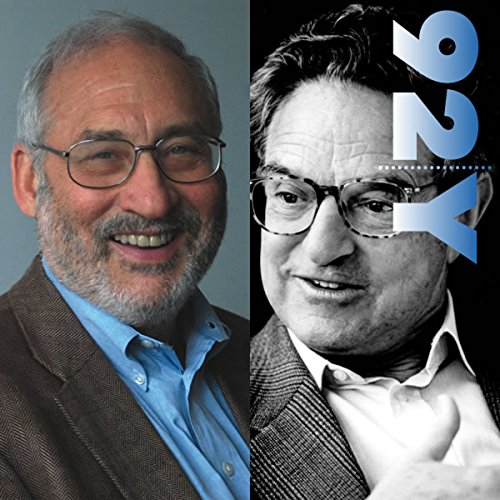 Couverture de George Soros and Joseph Stiglitz - America