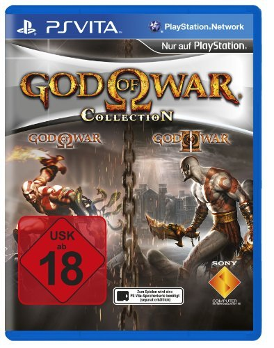God of War Collection - [PlayStation Vita]