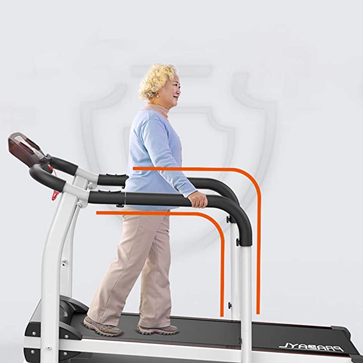 wig-wyf tapis roulant elettrico pieghevole 2.0 hp tapis roulant per la riabilitazione degli anziani 118077