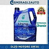 Urania 5w30 Olio Motore 5.lt Daily E3