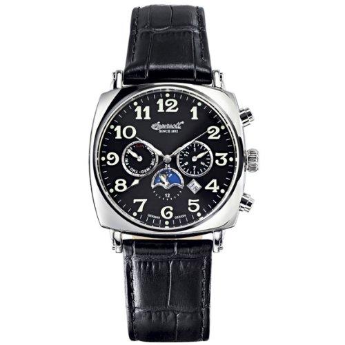 Ingersoll IN1211BK - Reloj analógico automático para...