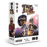 TCG Factory TIME BOMB EVOLUCIÓN Juego de mesa para niños y adultos a partir de 10 años de edad. 4 a 8 jugadores. Roles ocultos con Sherlock Holmes y Moriarty.