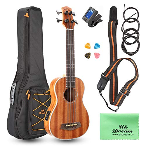 Uk Dream® Ukulele of Electric Acoustic Bass, Kits completos