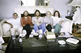 The Bee Gees with Their Parents Photo Print (76,20 x 60,96