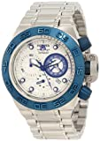Invicta Men's 10149 Subaqua Noma IV Chronograph Ivory Textured Dial Watch