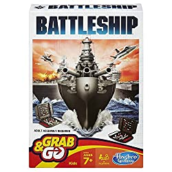 Travel Battleship game