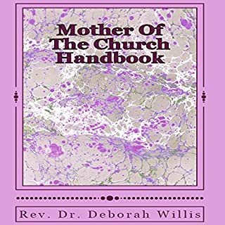 Mothers of the Church Handbook audiobook cover art