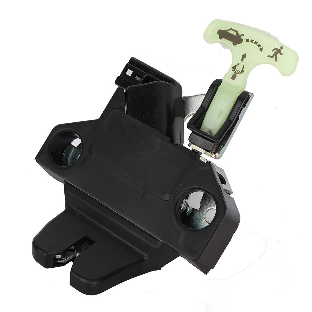 HY-SPEED 719-501 Trunk Latch Door Lock Actuator Assembly with Keyless Entry For 2007 2008 2009 2010 2011 07 08 09 10 11 Toyota Camry 64600-06010 64600-33120 931-860 931680