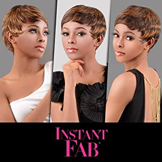 Best instant fab remy human hair wig pixie crop Reviews