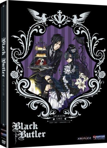 Black Butler: Season 1, Part 1