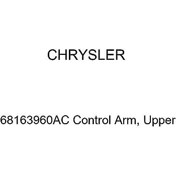 Genuine Chrysler 4782665AC Control Arm Upper