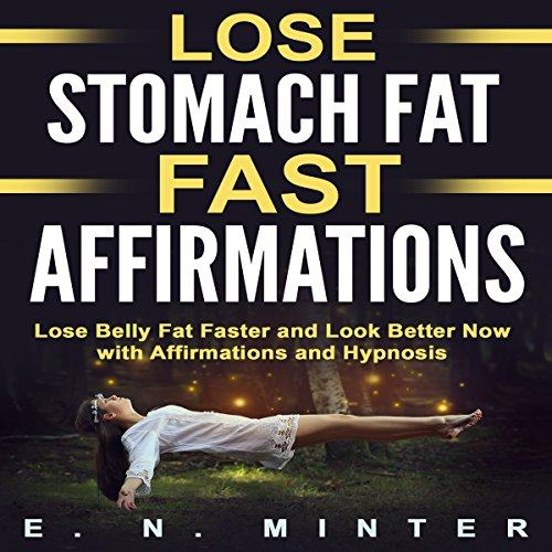 Lose Stomach Fat Fast Affirmations cover art