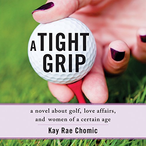 A Tight Grip audiobook cover art