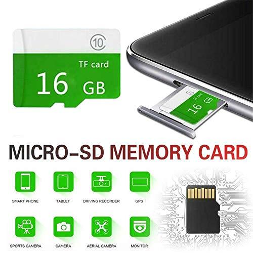 XFGHZSEDGTFHZFDGHN XFG - Tarjeta de Memoria Micro-SD SD TF (Clase ...