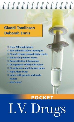 Pocket I.V. Drugs