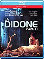 Cavalli: La Didone [Blu-ray] [Import]