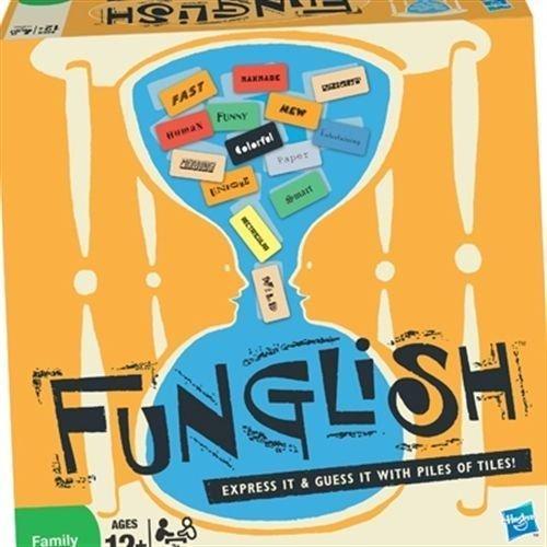 Funglish [parallel import goods]