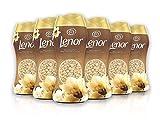 Lenor Oro e Fiori di Vaniglia Profumo per Bucato, Pacco da 6 x 210 g...