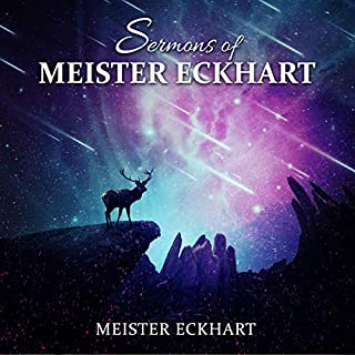 Sermons of Meister Eckhart audiobook cover art